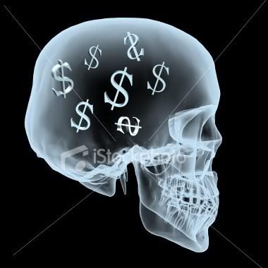 Brainpowered Fix for Financial Fears