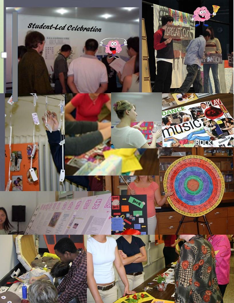 Stu - led Celebration images